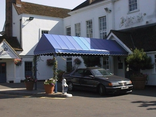 Epping Forest Country Club, Front Entrance To Best Nightclub In Essex. 1997