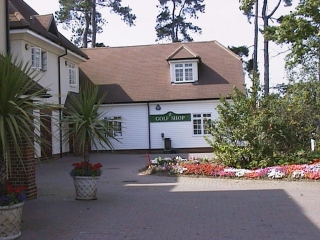 Epping Forest Country Club, Golf House Woolston Manor 1999