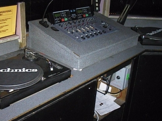 Epping Forest Country Club, DJ Area 1997