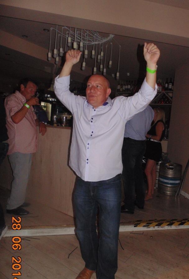 DJ Johnny H ( Funky Dance Nights 27th June )