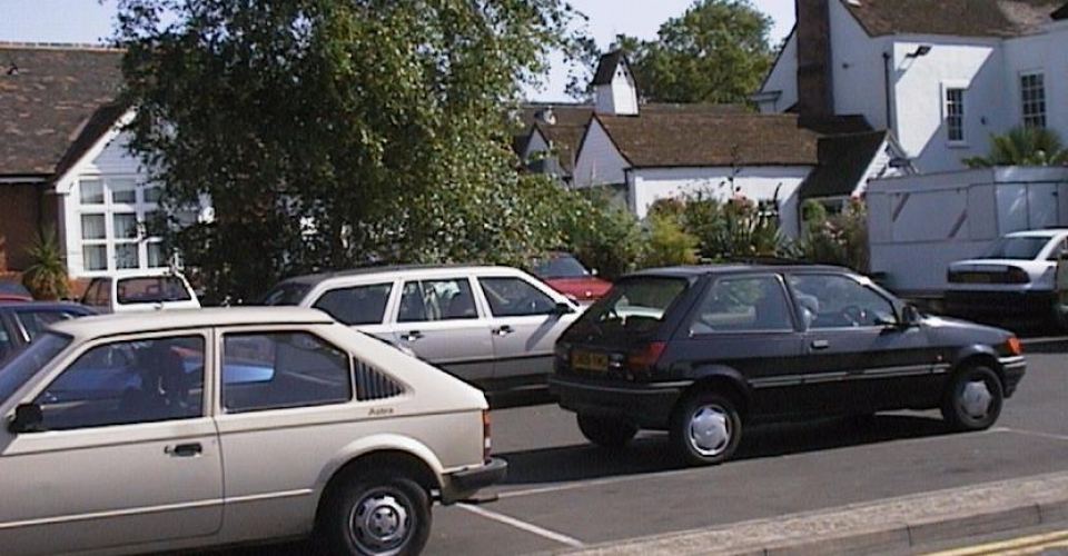 Epping Forest Country Club, Car Park 1997