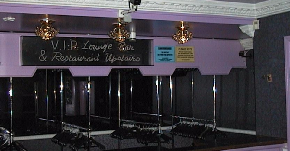 Epping Forest Country Club, Nightclub Reception Area. 1997